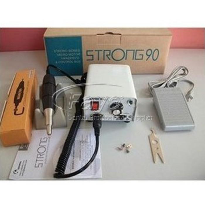 Seashin dental lab 35000 rpm strong 90 micro motor handpiece for Micro motor handpiece dental